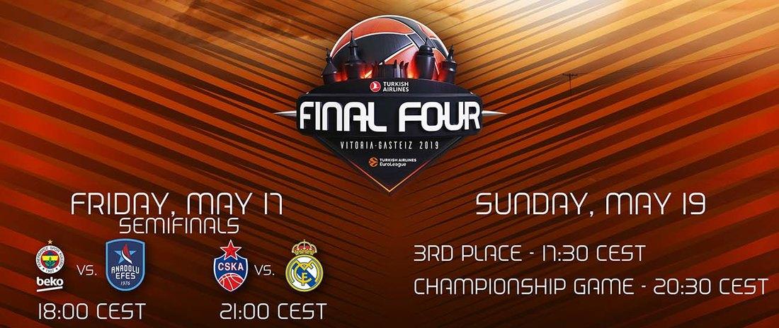 Evropa dobija novog šampiona, Efes i CSKA u finalu Evrolige!
