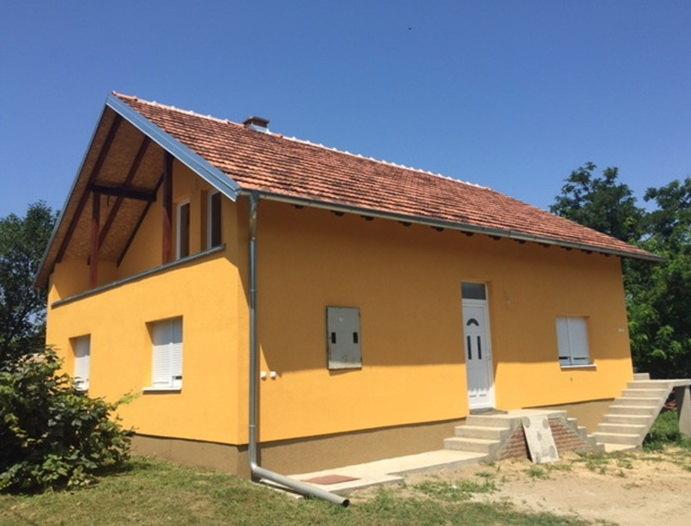 Počinje gradnja dve kuće za srpske porodice na Kosovu i Metohiji