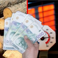 Počinje grejna sezona: Pogledajte koji je vid grejanja najisplativiji