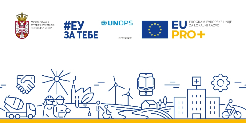 Počinje novi program Evropske unije za lokalni razvoj EU PRO Plus
