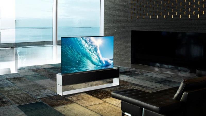 Počinje prodaja savitljivih LG OLED televizora