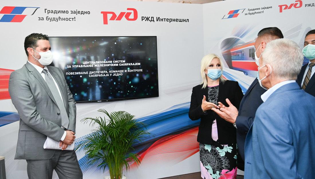 Počinje projektovanje Jedinstvenog dispečerskog centra za upravljanje srpskim prugama