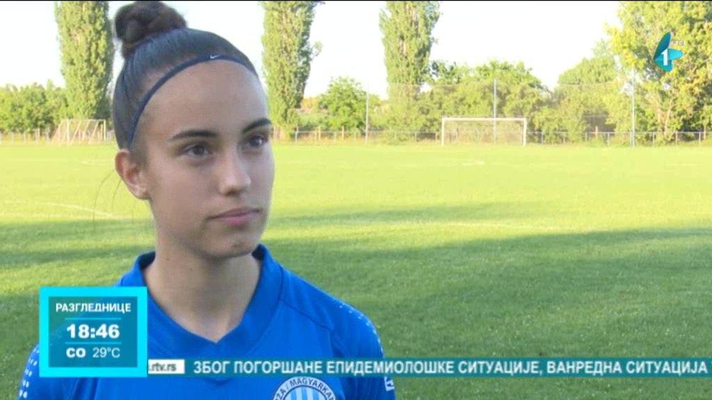 Počinje prvenstvo Srbije u ženskom fudbalu, snage odmeravaju fudbalerke Spartaka i TSC-a
