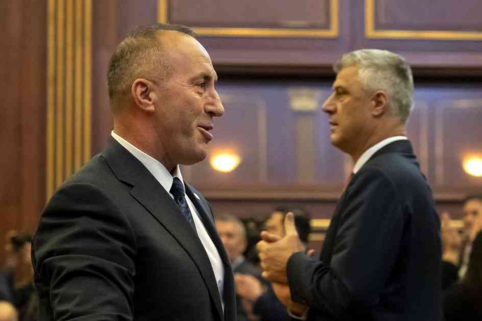 Pod čijom su kontrolom Tači, Veselji, Haradinaj?