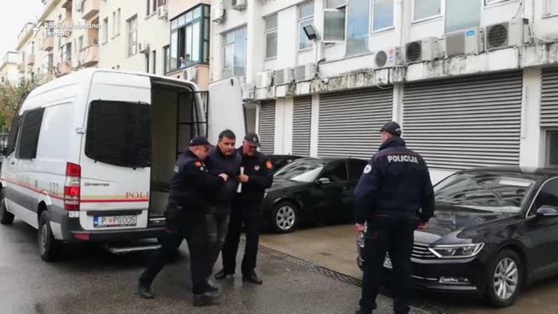 Podgorica: Saslušanje osumnjičenih za trgovinu ljudima