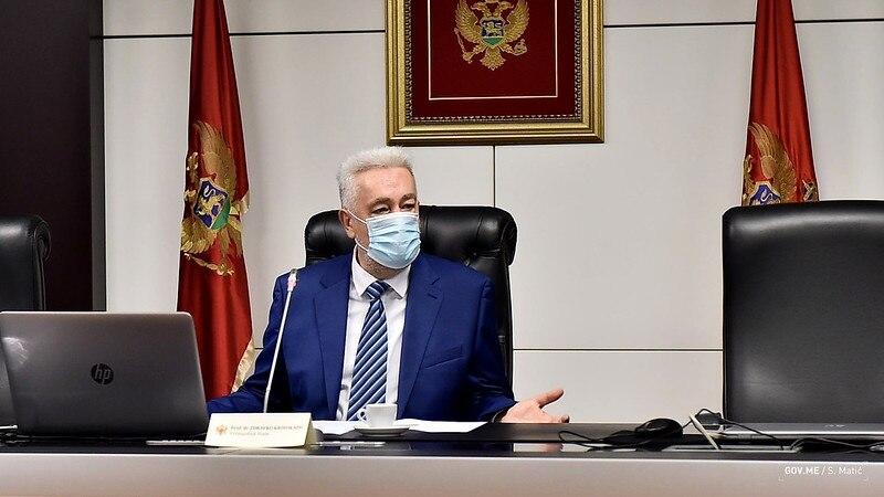 Podgorica: Uhapšen zbog prijetnji premijerovom sinu