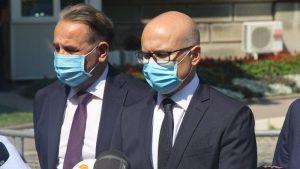 Podnete krivične prijave protiv Vučića i Vulina