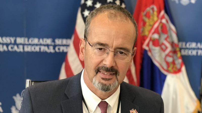 Podrška SAD evropskim integracijama Srbije