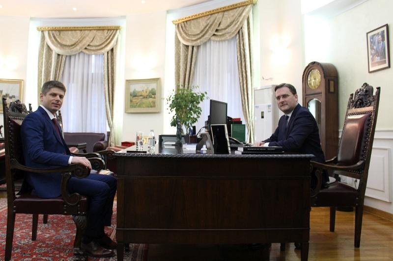 Podrška unapređenju položaja srpskog naroda izvan matice