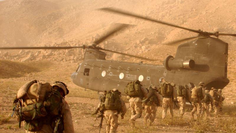 Poginula dva američka vojnika u Avganistanu