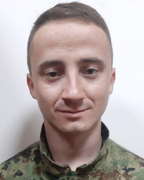Poginuo mladi desetar Ognjen Trajković pri izvođenju padobranskog skoka