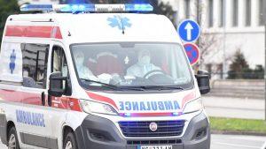 Poginuo muškarac na Voždovcu, pao sa osmog sprata