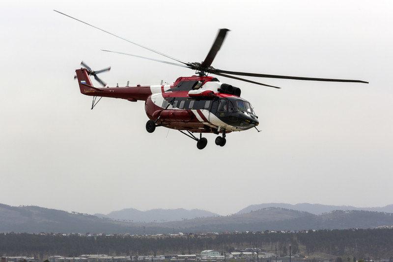 Poginuo pilot helikoptera u Rusiji