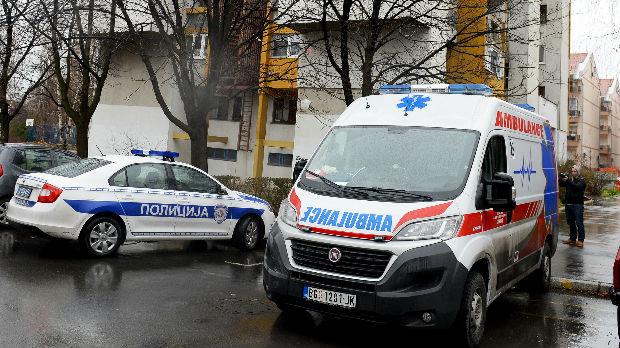 Poginuo radnik u Borči