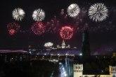Pogledajte spektakularan vatromet povodom Dana pobede u Moskvi FOTO/VIDEO