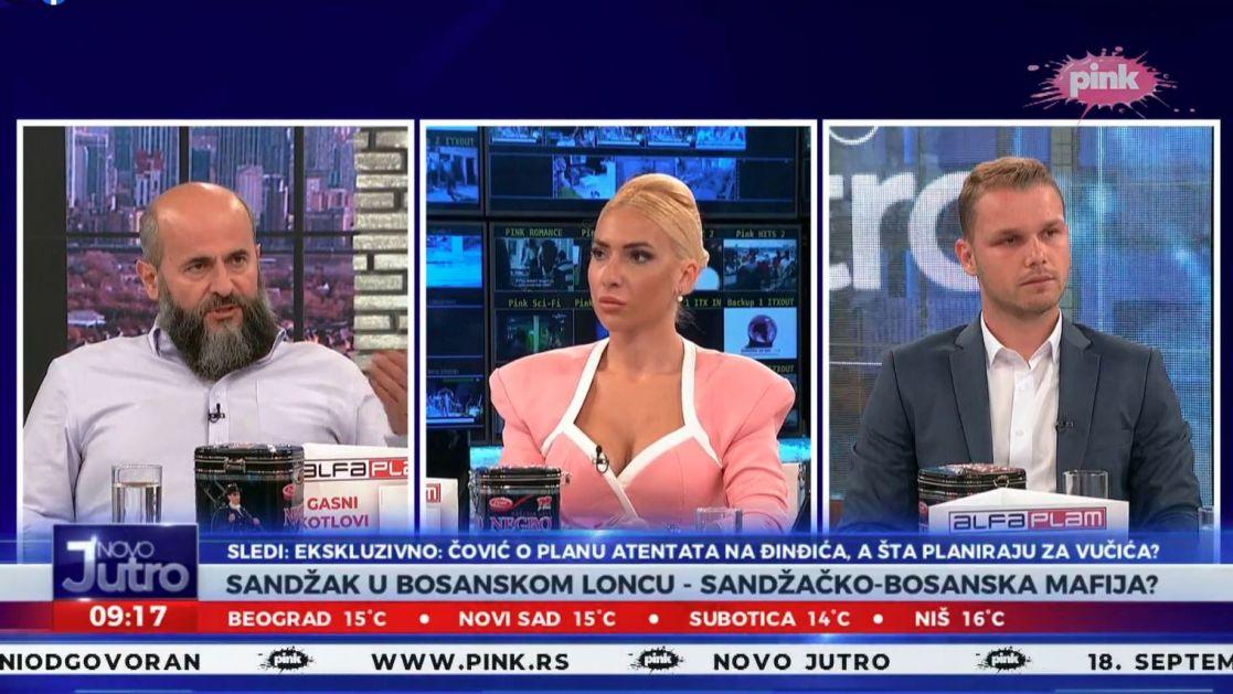 Pogledjate TV duel Zukorlića i Stanivukovića (Video)