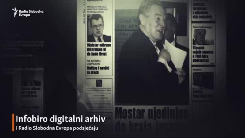 Pogodite godinu: Mostar ujedinjen do kraja januara