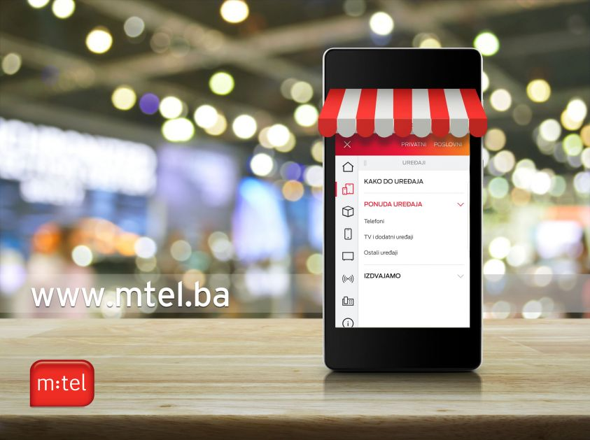 Pogodnosti na pravoj adresi – www.mtel.ba