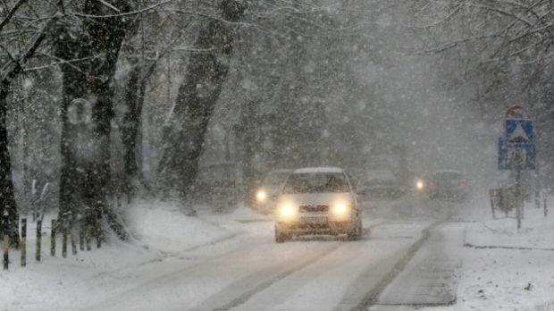 Pojačan i otežan saobraćaj, mraz pa ledena kiša