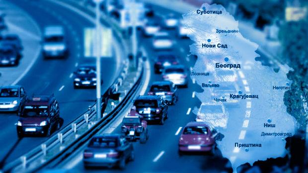 Pojačan saobraćaj ka zimskim centrima