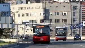Pojačane linije gradskog prevoza
