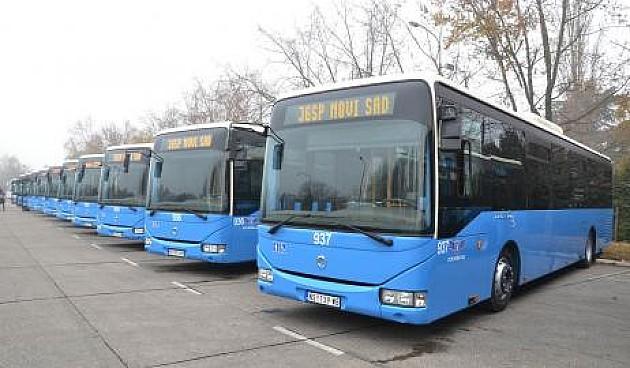 Pojedini polasci autobusa se od sutra ukidaju, a pojedini pojačavaju