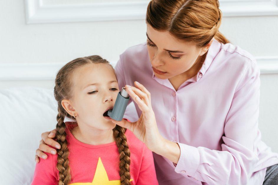Pokazatelji koji ukazuju da je astma kod deteta pod kontrolom