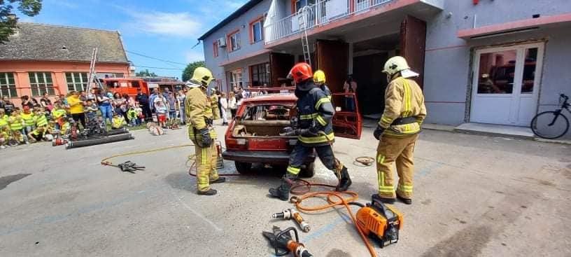 U Staparu se vatrogasac postaje od vrtića