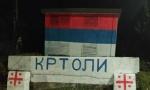 """""""Pokojni deda mi se javio u snu i tražio da sprejom nacrtam srpsku trobojku"""": Zvanična izjava mladića šokirala montenegrinsku policiju"""