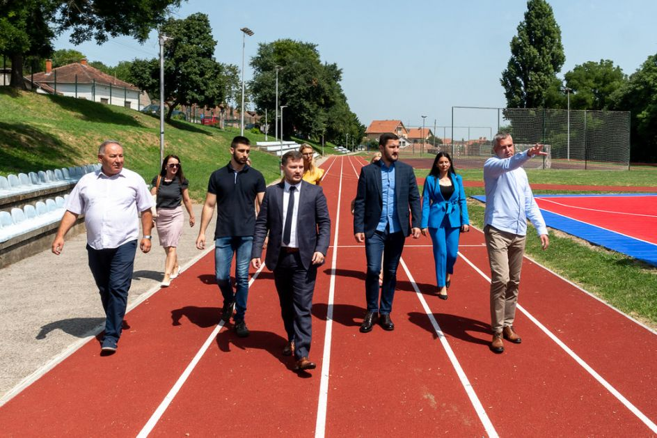 Pokrajina finansira izgradnju teretane na otvorenom u Sremskim Karlovcima