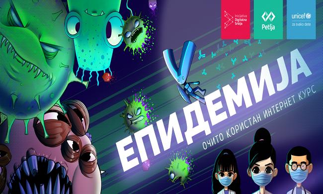 Pokrenut besplatni internet kurs o epidemiji