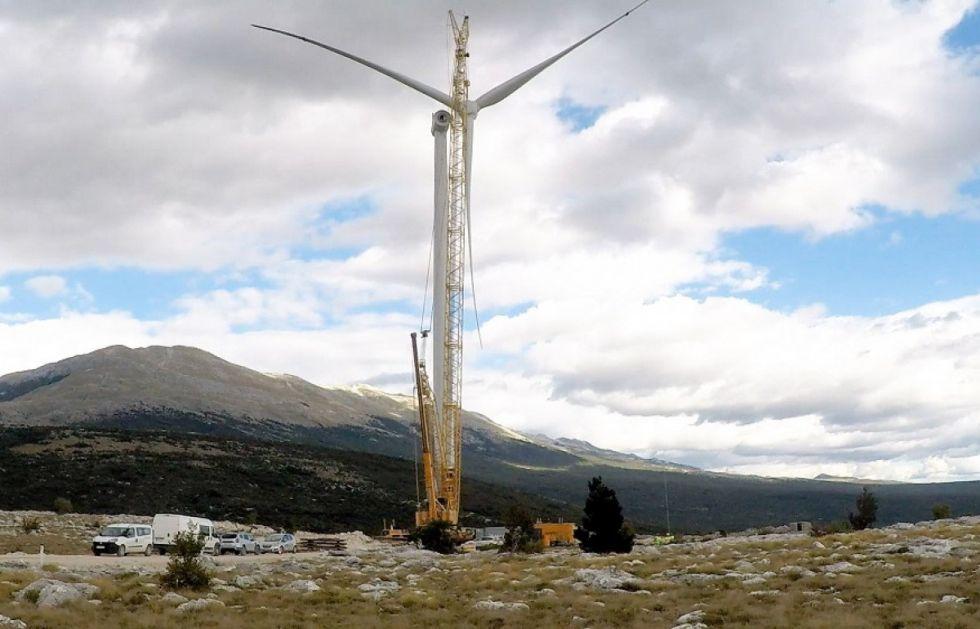 Pokrenuti pregovori za izgradnju vjetroelektrane na Vlašiću