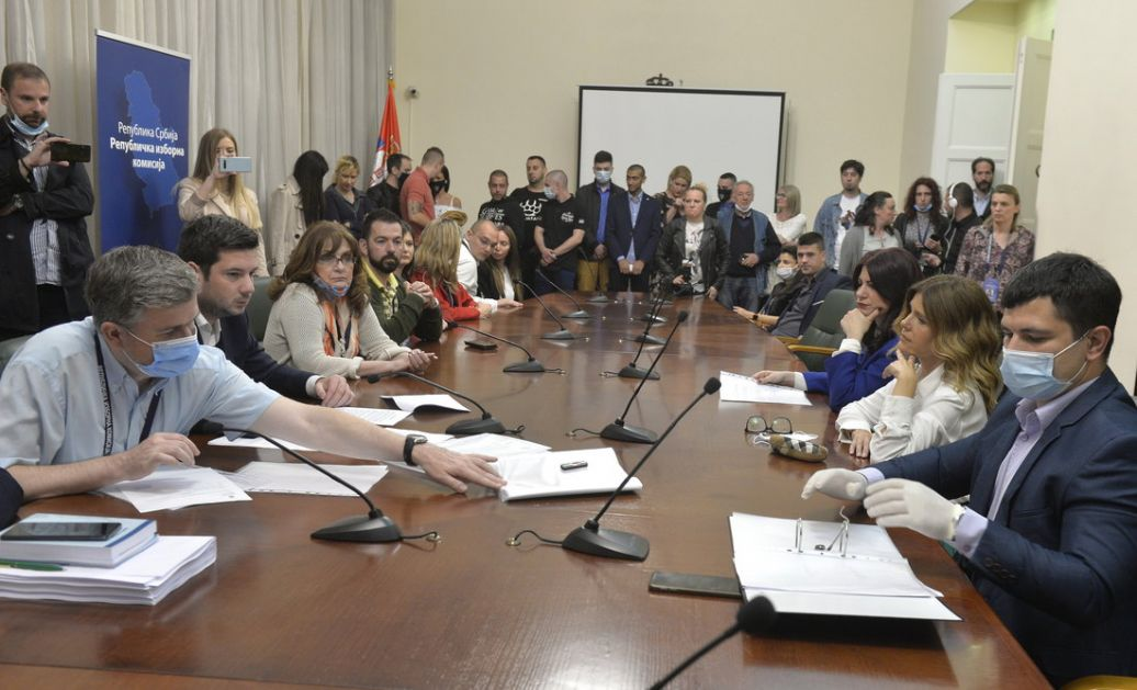 Pokret Živim za Srbiju i Levijatan udružili snage i predali listu