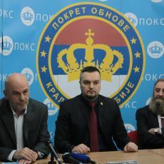 Pokret obnove Kraljevine Srbije: Gradonačelnike građani da biraju neposredno