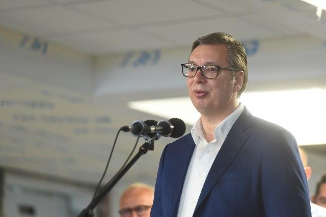 Pokret socijalista pozdravio odluku Vučića i Vulina