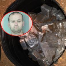 Pola Srbije snabdevao drogom! Ko je Tocilo koji je uhapšen sa 77 kg heroina i kako se RAZVIJALA MREŽA KRIMINALA?