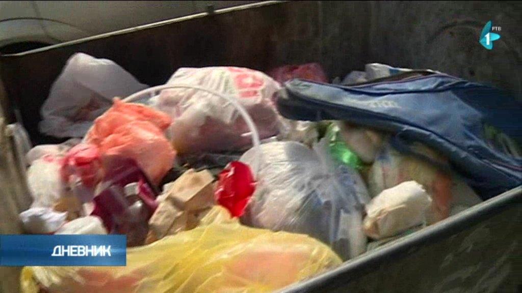 Pola miliona ljudi u Srbiji na ivici gladi, a godišnje bacimo oko 250 hiljada tona hrane