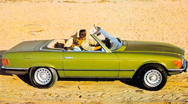 Pola veka Mercedesovog klasika