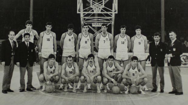 Pola veka od prvog svetskog zlata Jugoslavije u košarci