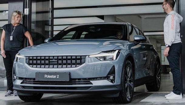 Polestar 2 je automobil godine u Norveškoj