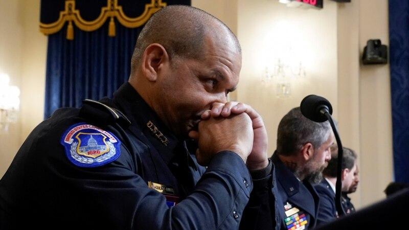 Policajci svedočili o opsadi Kapitola: Ovako ću umreti