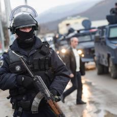 Policija LAŽNE DRŽAVE se oglasila posle zabrane Partizanu da uđu na Kosovo: OVO će vas tek RAZBESNETI!