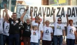 Policija RS sprečila odlazak gradjana autobusima na skup Pravda za Davida