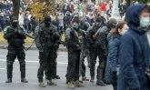 Policija ispalila metke upozorenja tokom demonstracija