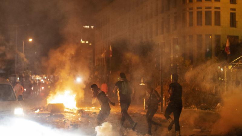Policija ispalila suzavac na demonstrante u Bejrutu