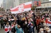 Policija istražuje navode o pucnjavi na protestu u Minsku