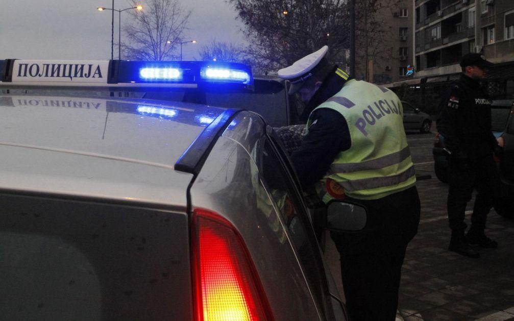 Policija od Nove godine ima odobrenje da kontroliše vozače na prisustvo psihoaktivnih supstanci