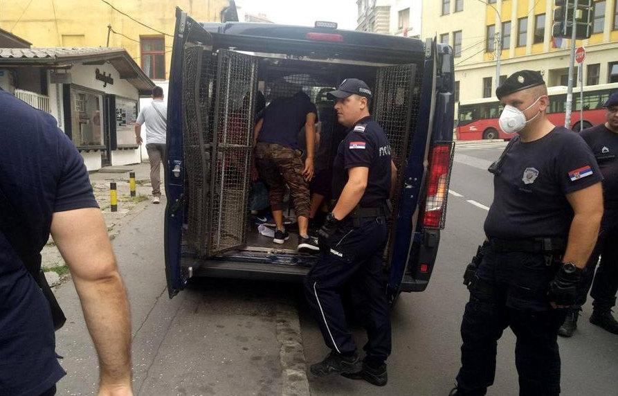 Policija otkrila 23 ilegalnih migranata u Beogradu