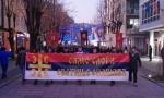 Policija ponovo trenira strogoću u Bijelom Polju: Zabranili litije!