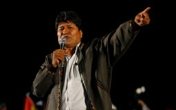Policija se povukla s dužnosti ispred palate predsednika Bolivije